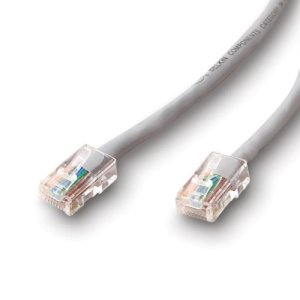 Belkin CAT5e UTP Assembled Patch Cable Grey 2m