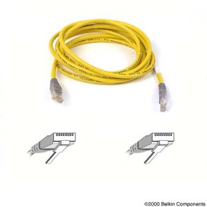 Belkin RJ45 CAT 5e UTP Crossover Cable 5m