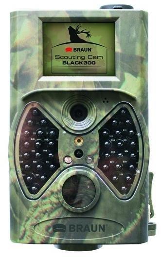 Braun Scouting Cam Black 300