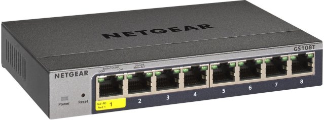 Netgear Pro GS108Tv3 GS108T-300PES