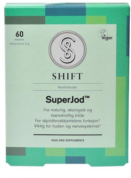 Shift SuperJod 60 kapsler