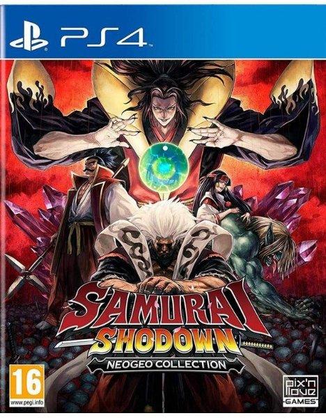 Samurai Shodown NeoGeo Collection til Playstation 4