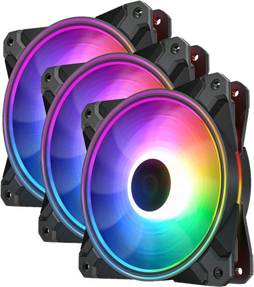 Deepcool CF120 PLUS 3 pack