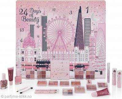 Q-KI 24 Days Of Beauty London adventskalender