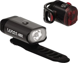 Lezyne Mini drive 400XL/FemtoUSB set