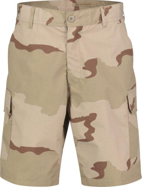 MacKenzie Desert Camo Shorts (Herre)