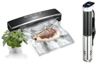 Melissa Co-pack Sous vide