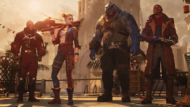 Suicide Squad: Kill the Justice League til PlayStation 5