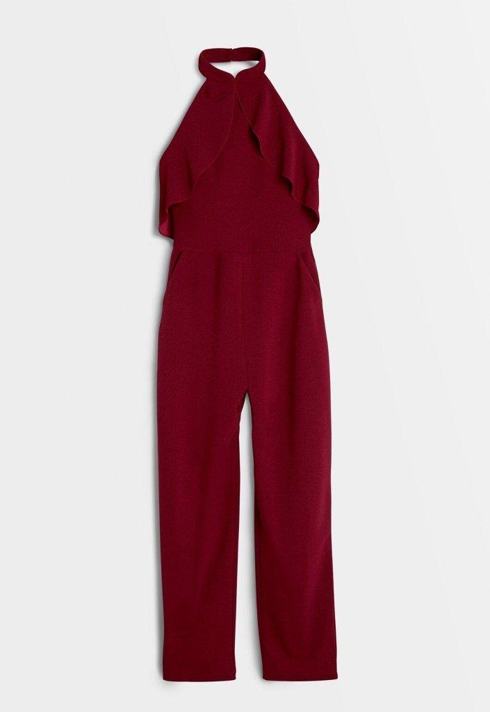 Moa Mattsson X Bubbleroom Flounce jumpsuit