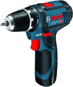 Bosch GSR 12V-15 (1x2,0Ah+1x4,0Ah)