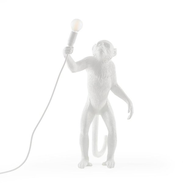 Seletti Monkey Standing bordlampe