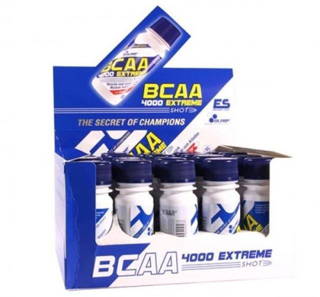 Olimp Sports Nutrition Olimp BCAA 4000 Extreme Shots® Nitroloader