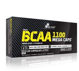 Olimp BCAA 1100 Mega Caps 120stk