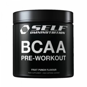 Self Omninutrition BCAA Pre-Workout 300g