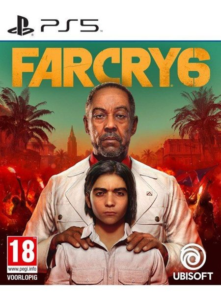 Far Cry 6 til PlayStation 5
