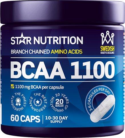 Star Nutrition BCAA 1100 60stk
