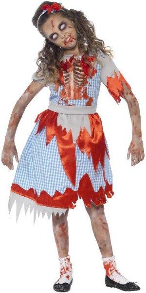 Smiffys Skummel Zombiejente (Barn)