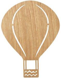 Air balloon lampe