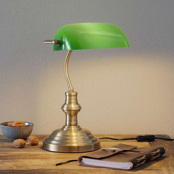 Markslöjd Bankers banklampe 42cm