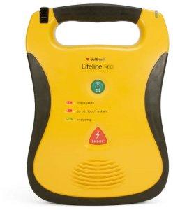 Lifeline AED med 7 års batteri
