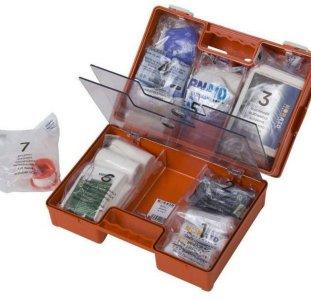 Noraid Medium førstehjelpskoffert med refillsystem