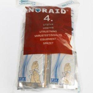 Noraid Refill Nr. 4 Utstyr