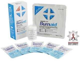 Burnaid Brannskadepakke
