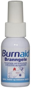 Burnaid Branngele spray 50ml