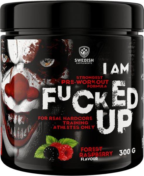 Swedish Supplements F-cked Up Joker Edition 300g