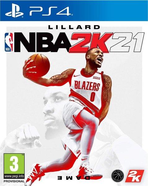 Visual Concepts NBA 2K21