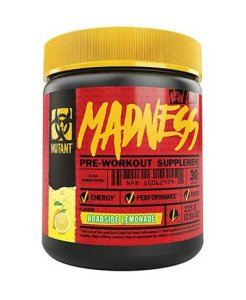 Madness Pre-Workout 225g