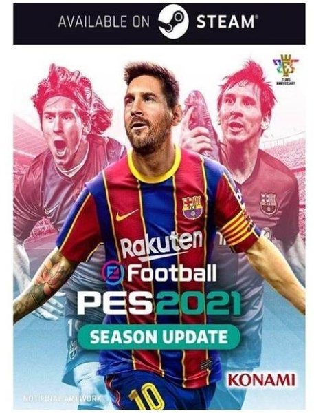 Konami eFootball PES 2021 Season Update