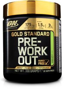Gold Standard Pre-Workout 330g
