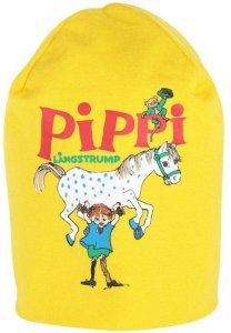 Pippi Långstrump Sterkest Lue