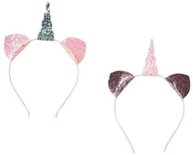 Ciao Charlie Headband Unicorn
