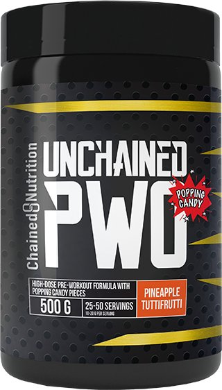 Chained Nutrition Unchained PWO 500g