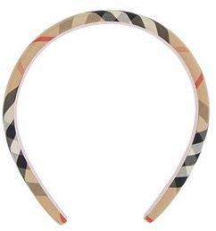 Burberry Check Headband