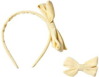 Hair Clip + Headband