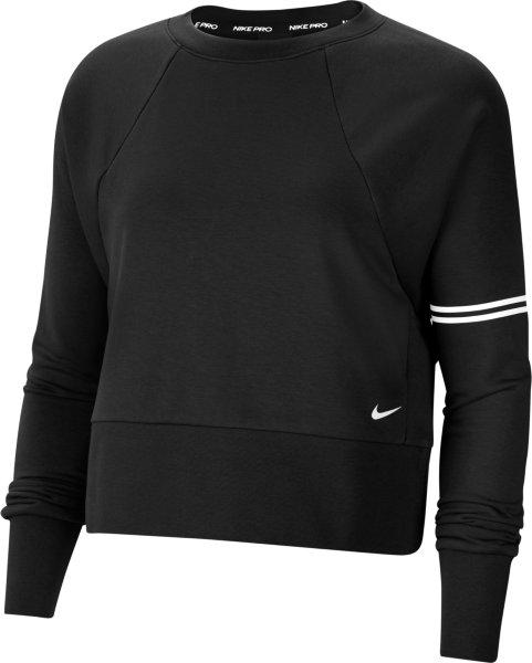 Nike Dry Get Fit Fleece Crew (Dame)
