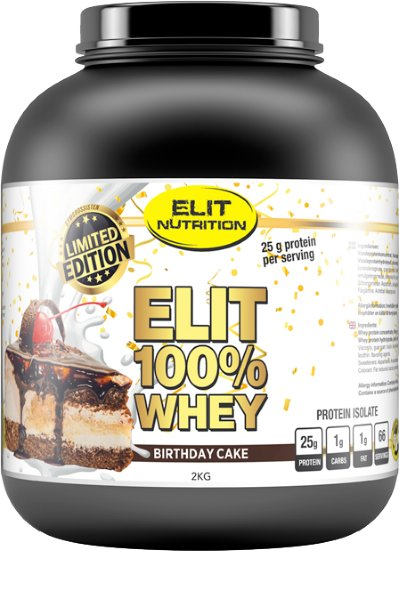 Elit Nutrition 100% Whey 2300 g