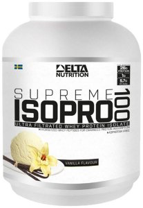 Delta Nutrition Supreme ISO PRO 100 2,2kg