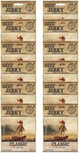 Beef Jerky 12x50g