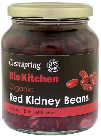 Clearspring Kidneybønner 350g