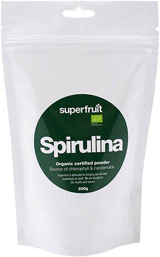 Superfruit Spirulinapulver økologisk 200g