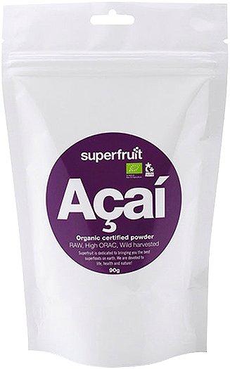 Superfruit Acai Pulver 90g