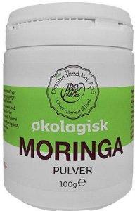 Moringa pulver økologisk 100g