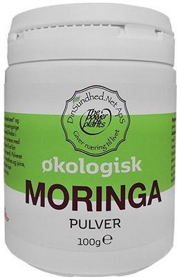 The Power of Plants Moringa pulver økologisk 100g