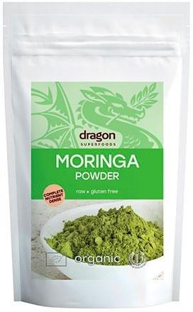 Dragon Superfoods Moringa pulver økologisk 200g