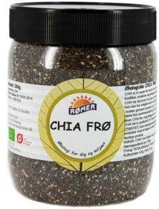 Chia Frø økologisk 250g