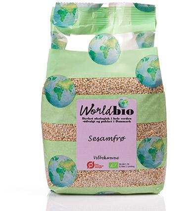 Vitam World Bio Sesamfrø 500g